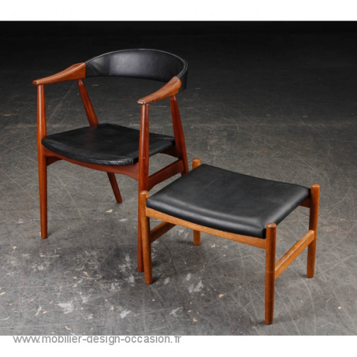 chaise scandinave vintage(1)