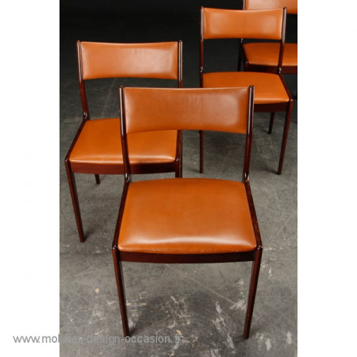 chaises scandinaves vintage(2)