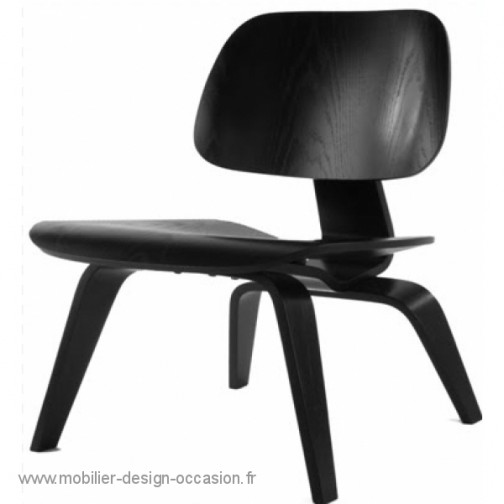 Chaise inspiration LCW Charles Eames,Charles Eames(1)