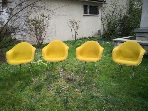 dax,Herman Miller,Charles & Ray Eames