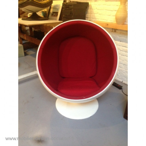 Fauteuil vintage Ball Chair 1966
