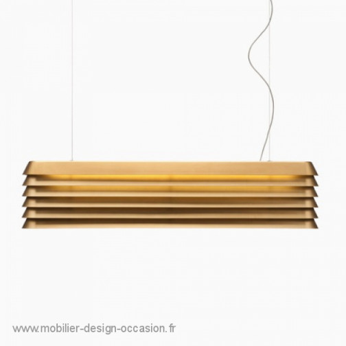Lampe design LOUVRE LIGHT BY KLAUSER & CARPENTER, ESTABLISHED & SONS ,Established & sons(1)