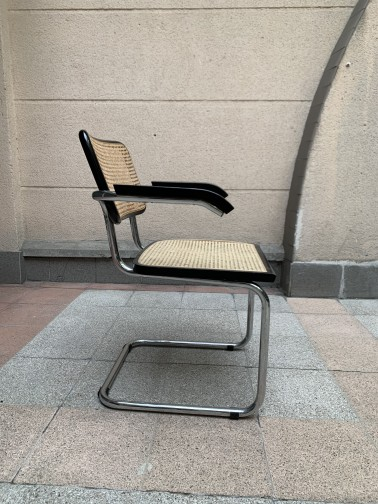 Fauteuil cannage S64V(3)