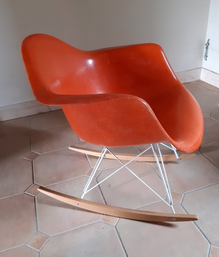 Rocking chair RAR,Herman Miller,Eames