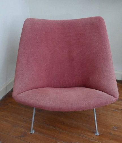 Fauteuil Paulin Oyster F157