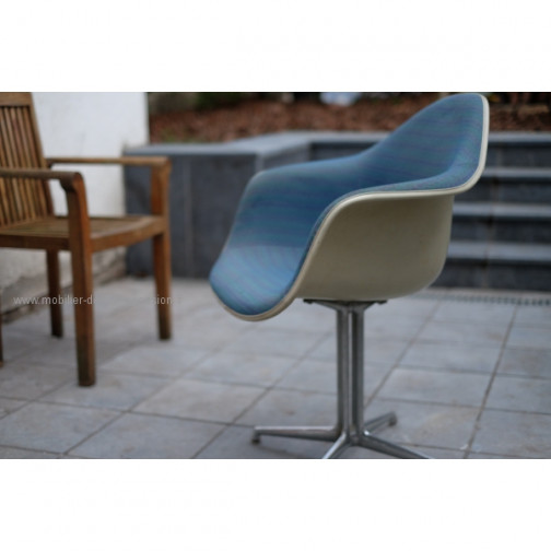 Fauteuil La Fonda Chair - Eames - Herman Miller Collection