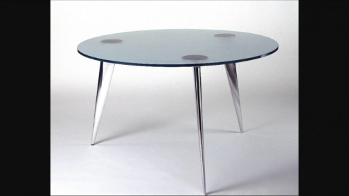 Table M.(serie Lang),Driade,Philippe STARCK(1)