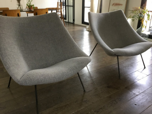 Fauteuil Oyster