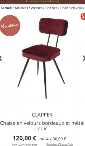 CLAPPER (Bordeaux)