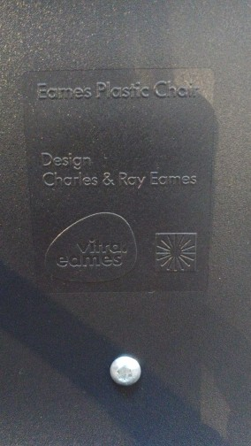 3 Chaises DSX de Charles et Ray Eames édition Vitra - NEUF,Vitra,Charles & Ray Eames(6)