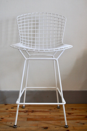Tabouret/chaise haute Wire bar Stool