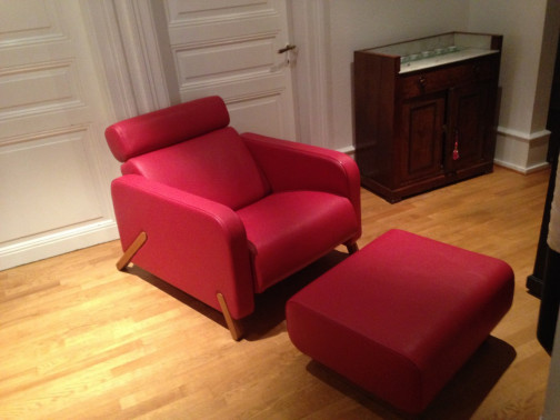 fauteuil inclinable Steiner
