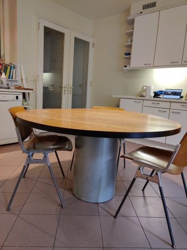 TABLE CYLINDRE,Conran Shop,Terence Conran(5)