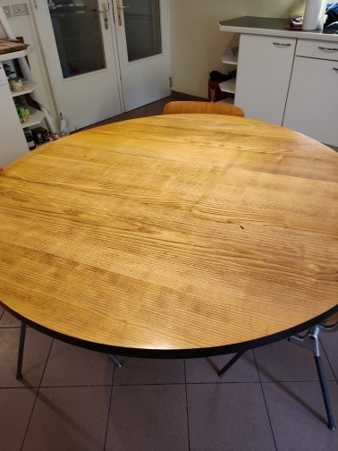 TABLE CYLINDRE,Conran Shop,Terence Conran(2)