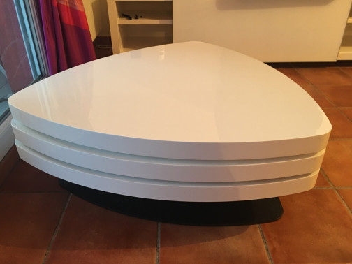 Table basse ROTOR