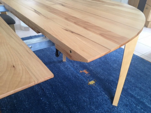 Table Scandinave - Ovale(4)
