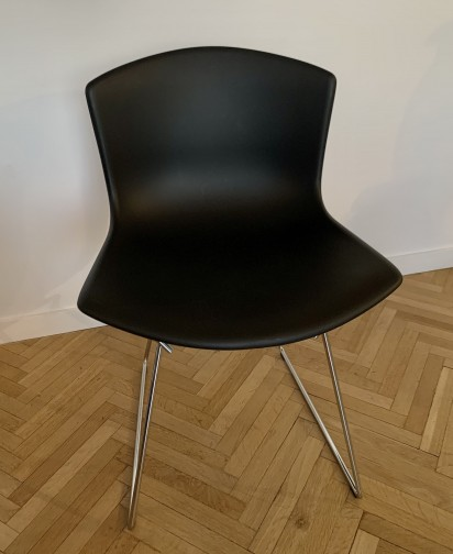 Molded Shell Side Chair,KNOLL,Bertoia