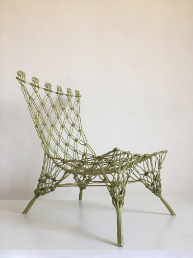 KNOTTED CHAIR ,Cappellini,Marcel Wanders