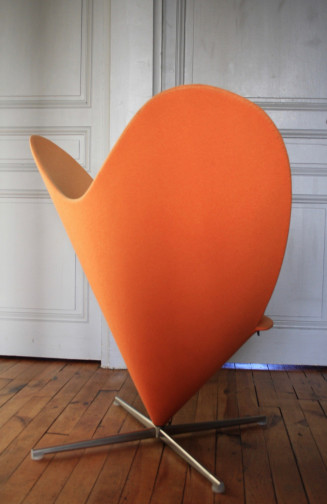 Heart Cone Chair,Vitra,Verner PANTON(2)