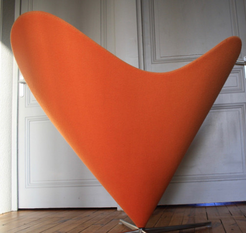 Heart Cone Chair,Vitra,Verner PANTON(3)