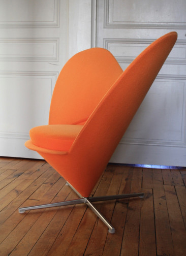 Heart Cone Chair,Vitra,Verner PANTON(4)