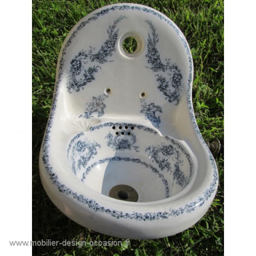 Lavabo fontaine en faïence anglaise,Johnson Brothers