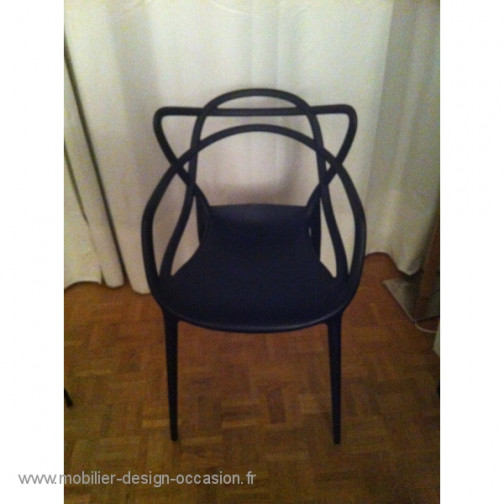 chaises Masters Kartell Starck
