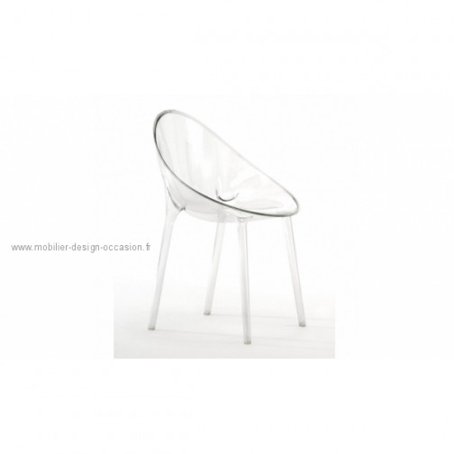 Fauteuil Monsieur Impossible ,KARTELL,Philippe STARCK(1)