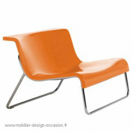 Fauteuil form Kartell by Piero Lissoni