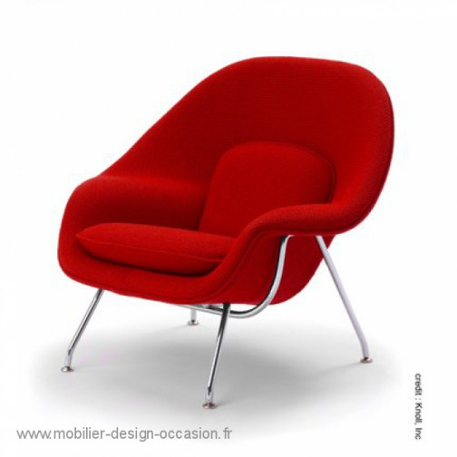 Fauteuil Knoll Womb Chair