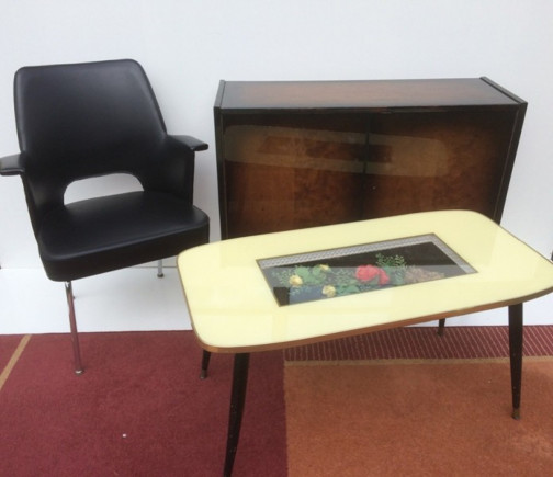 Table basse '50s
