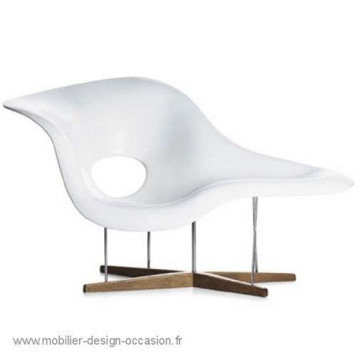 La Chaise style Charles Eames(1)