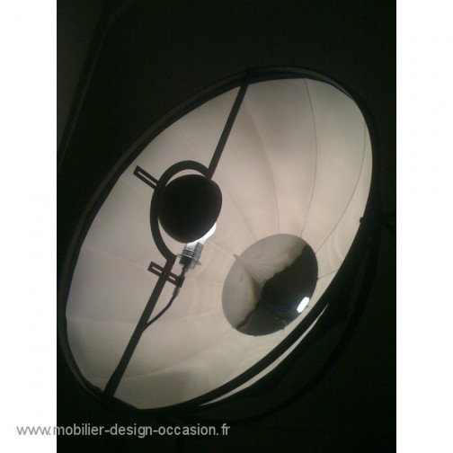 Lampe style Fortuny (2)