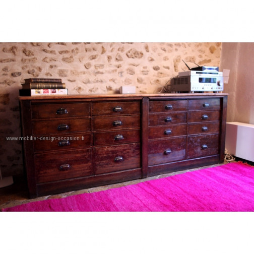 meuble de metier ancien occasion bande transporteuse caoutchouc. Black Bedroom Furniture Sets. Home Design Ideas