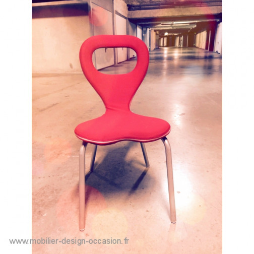 4 Chaises Tv Chair de MOROSO,Moroso,Marc Newson(2)