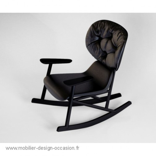 ROCKING-CHAIR KLARA / MOROSO