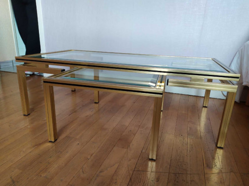 table basse 70's