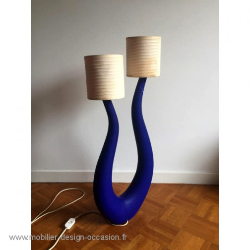 """LAMPE """"LYRE"""",Philippe Cuny(2)"""
