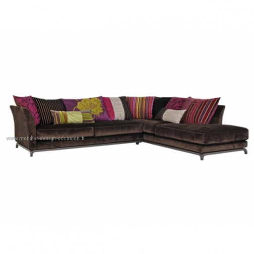 Canap d 39 angle roche bobois ungaro for Canape occasion particulier