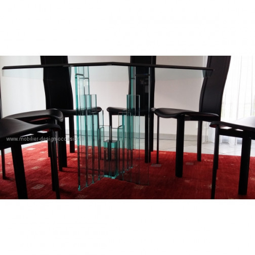 Table octogonale ,ROCHE & BOBOIS(2)