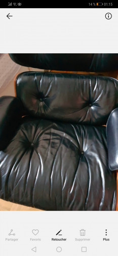 Eames lounge chair ,Herman Miller,Charles & Ray Eames