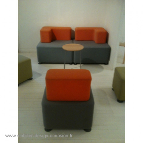 Mobilier B-Free Lounge ,Steelcase (2)