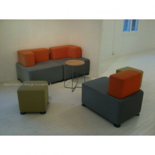 Mobilier B-Free Lounge ,Steelcase (3)