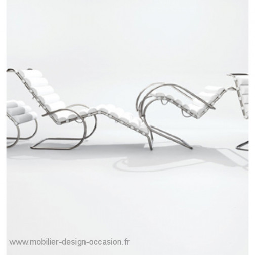 MR Chair Lounge Collection ,Studio design italien,Ludwig Mies van der Rohe(1)
