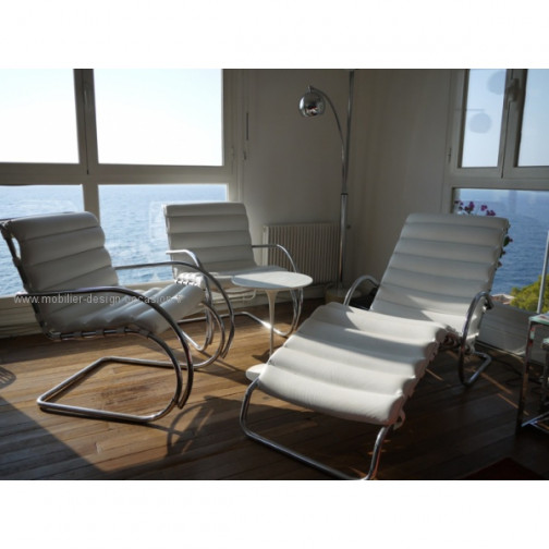 MR Chair Lounge Collection ,Studio design italien,Ludwig Mies van der Rohe(2)
