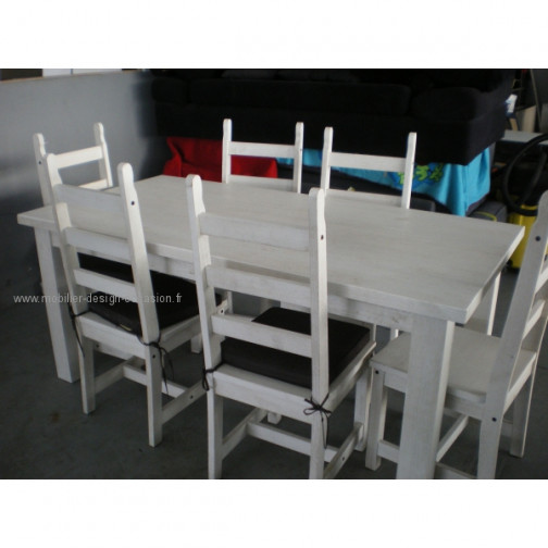table + 6 chaises(2)