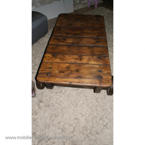 Table basse industrielle(3)