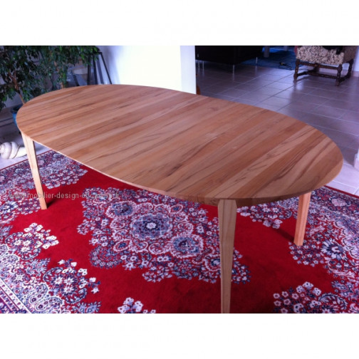 Table Scandinave - Ovale(1)